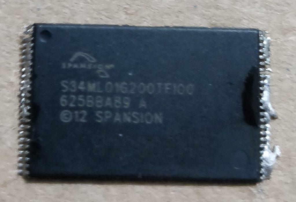 Cypress S34ML01G200TFI